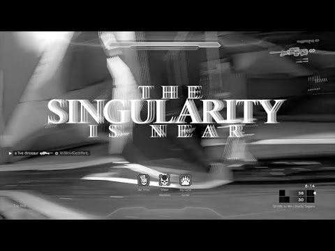 4. The Singularity Is Near (Halo 5)