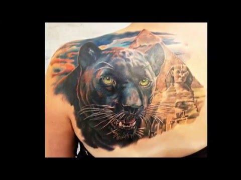 Tatuajes De Panteras Youtube