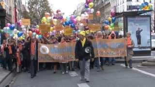 14ème Marche des Maladies Rares - samedi 7 décembre 2013