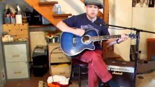 The Beatles - Matchbox - Acoustic Cover - Danny McEvoy