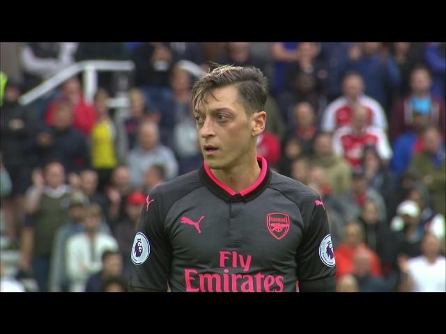 FT Stoke 1 - 0 Arsenal