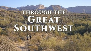 Through The Great Southwest - Trailer & Release Date