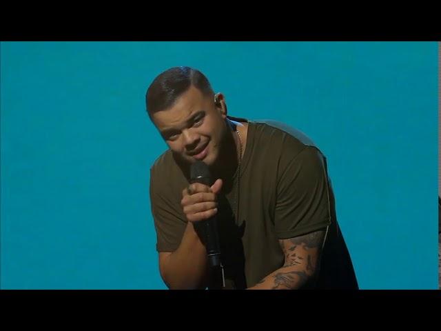 Guy Sebastian - Standing With You Performance On The Voice - Guy Sebastian