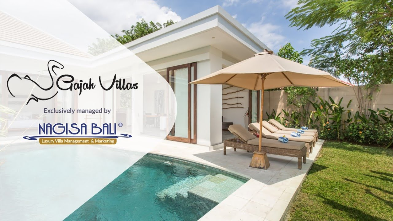 Bali Luxury 2 Bedroom Villas Gajah Villas Bali - Your Tropical Villas in Bali | Seminyak 2 Bedrooms  Villas