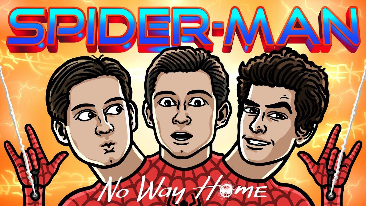Download Spider-Man No Way Home Trailer Spoof - TOON SANDWICH