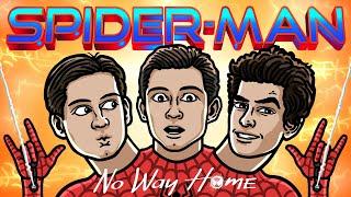 Spider-Man No Way Home Trailer Spoof - TOON SANDWICH