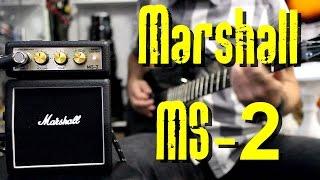 Video Marshall MS-2 Micro Amp Sound Review download MP3, 3GP, MP4, WEBM, AVI, FLV Juni 2018