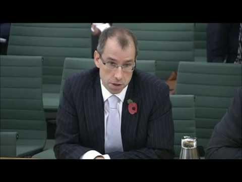 Treasury Committee (1): KPMG