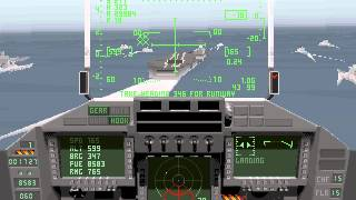 TFX: Carrier Operations (PC/DOS),1993, DiD