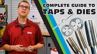Everything You Need to Know About Taps & Dies - Gear Up With Gregg's