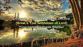For The Lord is Good: 2013 (with lyrics)