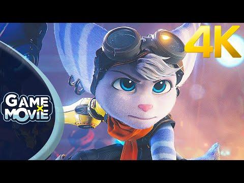 RATCHET & CLANK RIFT APART - Film Complet (Game Movie) FR 4K