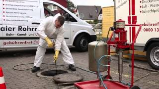 The perfect system for applying polyurea coatings and polyurethane foams -WIWA DUOMIX PU 460 -