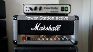 Fryette Power Station PS-2: any sound coloration?
