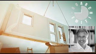 История и перспективы панельного строительства / The panel construction history & prospects