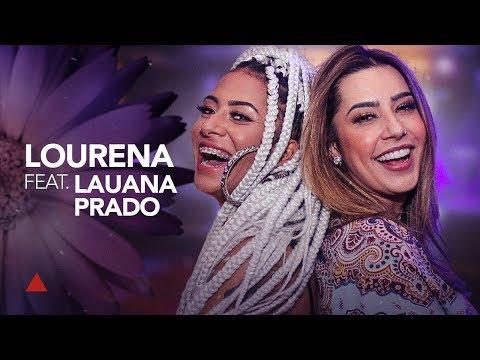 Lourena – Fake (Letra) ft. Lauana Prado