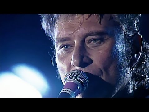 Johnny Hallyday Parc Des Princes 1993 Haute Qualité Paris France Rock