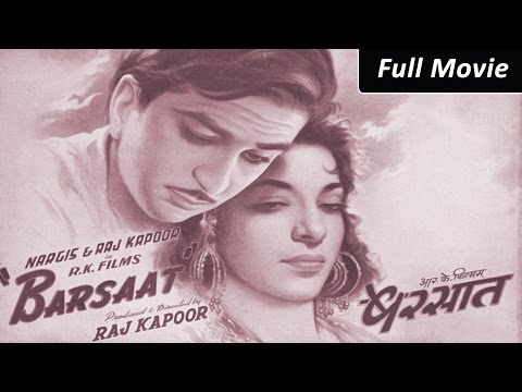 Barsaat (1949) Full Movie | Classic Hindi Films by MOVIES HERITAGE