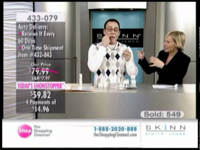 The Shopping Channel - SKINN Collagenesis Auto Delivery