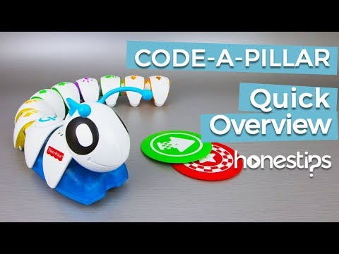 CODE-A-PILLAR By Fisher Price. Quick Overview