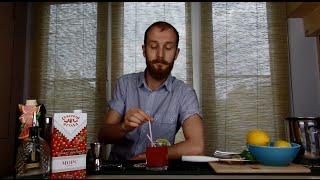 """Коктейль """"Морской бриз"""" - простой рецепт для домашнего бара"""