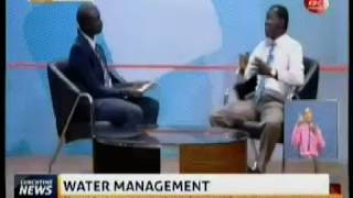 D&S COO Dr. MAS Waweru interview on KBC Marking World Water Day 2019