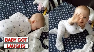 35 Babies Waking Up From A Nap!   Funny and Cute Baby Compilation