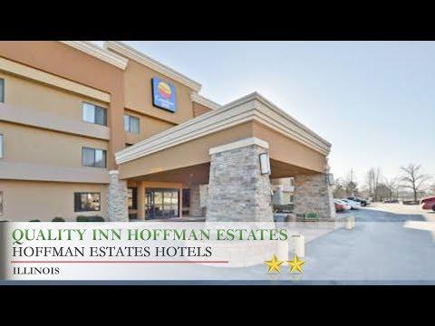 Quality Inn Hoffman Estates – Schaumburg - Hoffman Estates Hotels, Illinois