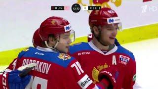 Сборная России по хоккею блистательно выиграла шведский этап Евротура а заодно и весь турнир