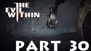 The Evil Within Part 30: (The Executioner DLC) Joseph Oda and the RPG Sadist