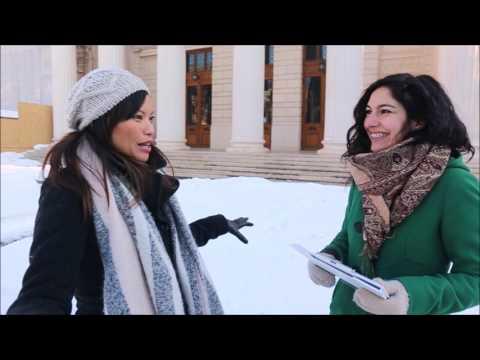 Travel Bloggers in Romania - Interview with Marissa Tejada