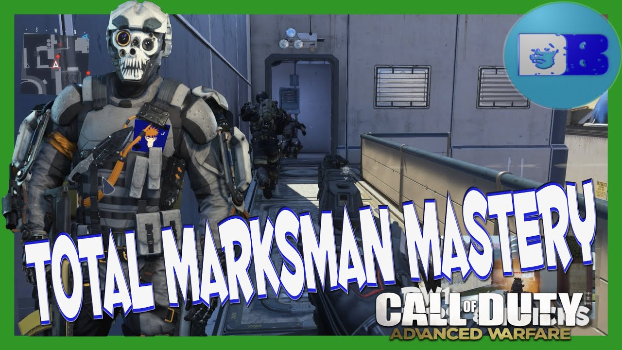 Call of duty advanced warfare how to unlock marksman armor and