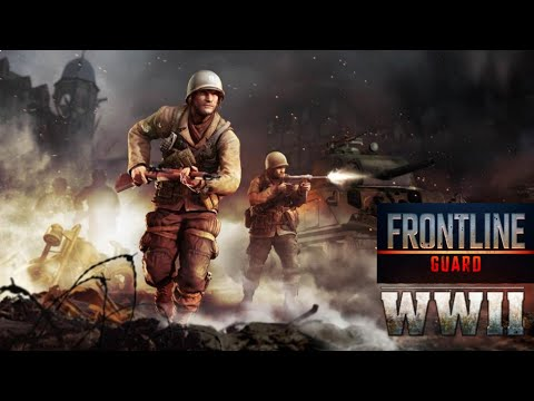 Frontline Guard WW2 Online Shooter - Early Access | Android | Create Your Unique Hero Ep:75