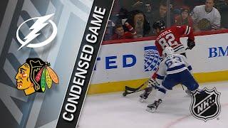01/22/18 Condensed Game: Lightning @ Blackhawks