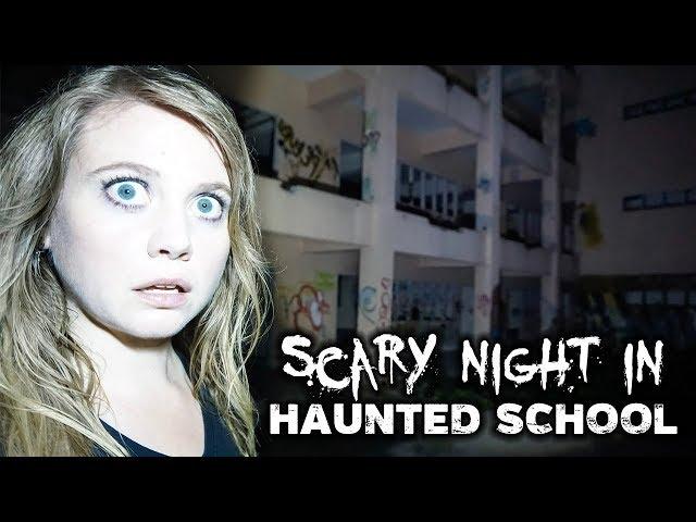 HAUNTED ABANDONED SCHOOL at Night | WARNING Very Scary | Kuala Lumpur, Malaysia