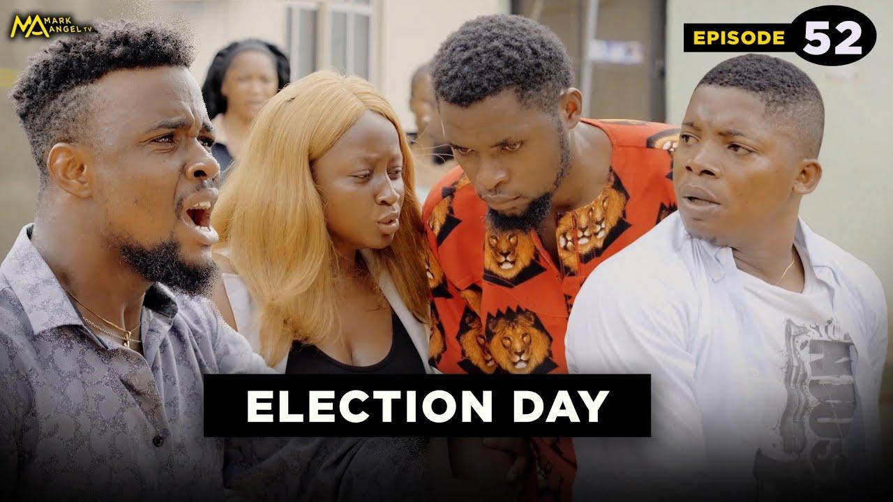 ELECTION DAY - EPISODE 52 (Caretaker Series) Mark Angel TV