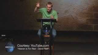 "David Platt: ""Heaven is for Real"" isn't."