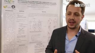 6th BrMASS: Metabolômica por LC-ESI-QTOF-MS em camundongos NOD/SCID