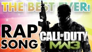 MODERN WARFARE 3 RAP SONG!