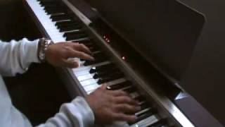Circle - Marques Houston _ Piano Instrumental