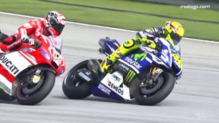 Valentino Rossi - The doctor #46 (MOTOGP YAMAHA TEAM,IN ACTION)