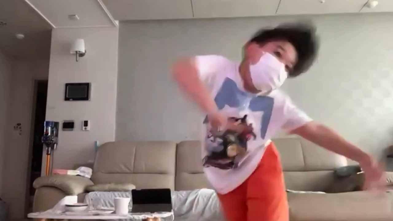 리틀 킹기훈 🔥 최악의 세대 춤 커버 🔥