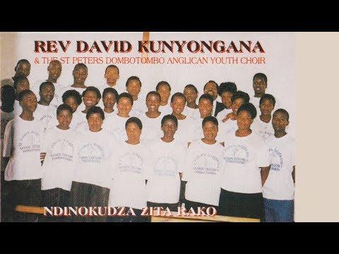 Mweya Wangu Inzwa Tenzi - The St Peters Dombotombo Anglican Youth Choir