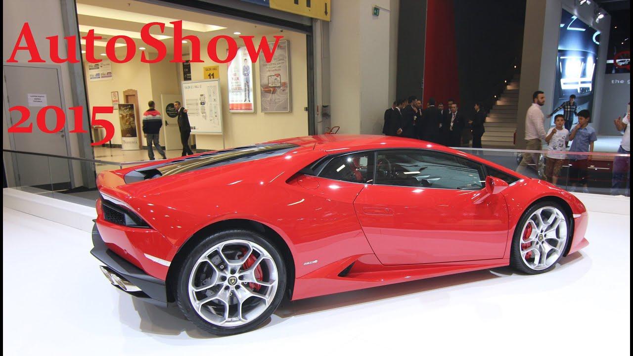 Car Show 2015 >> Istanbul Auto Show 2015 Degerlendirmesi Youtube