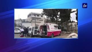 استشهاد فلسطيني برصاص الاحتلال بزعم تنفيذه عملية دهس في الخليل - (26-11-2018)
