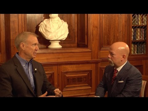 Interview with Governor Bruce Rauner
