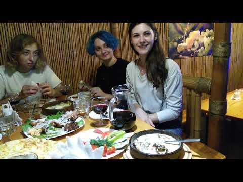 Александр Sandro Кирьяков: Вахо, гости и кавказская кухня в Судаке