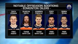 Expectations for McDavid and the Oilers in 2021-22