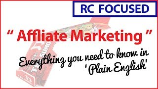 [LIVE] What is Affiliate Marketing & Why is it Important to YOU? (RC Focused)