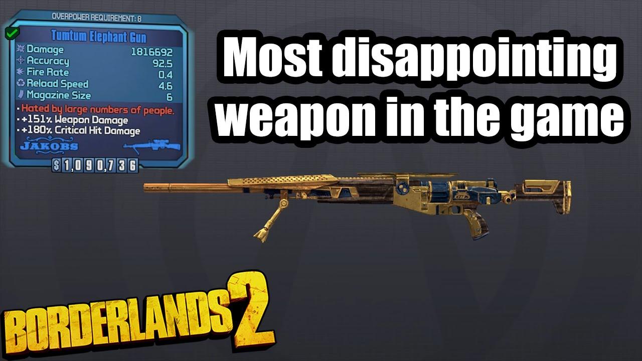 Borderlands 2 no 3rd weapon slot / Goldfish slots level booster